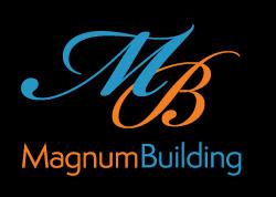 Magnum Builders Cheshire Logo